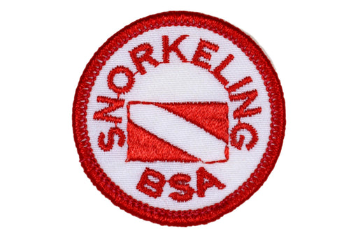 Snorkeling Patch