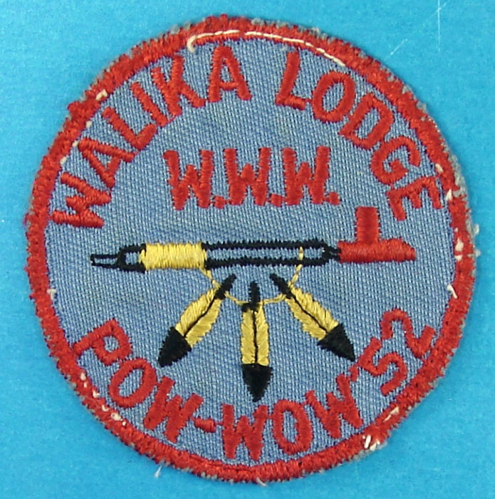Lodge 228 Patch eR1952