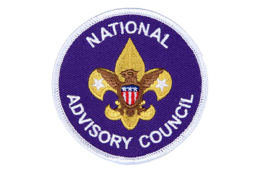 National Advisory Council Patch