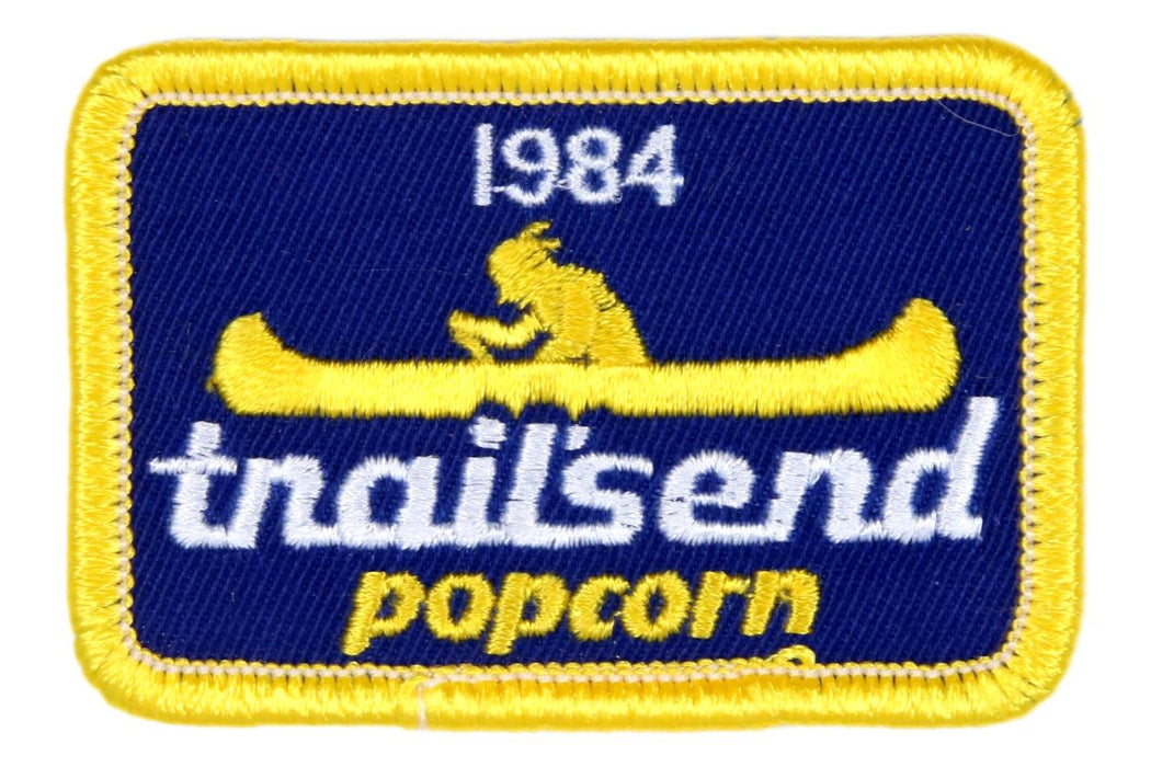 1984 Trail's End Popcorn Patch
