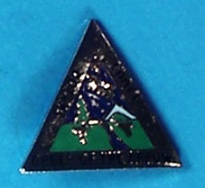 Columbia Pacific Pin