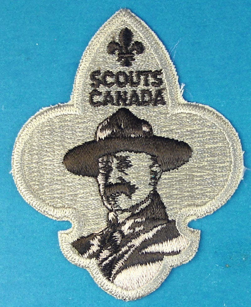 Baden-Powell Canadian Patch