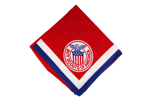 1951 WJ USA Contingent Neckerchief