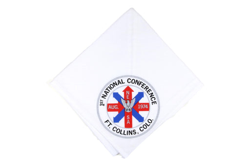 1974 NESA National Conference Neckerchief