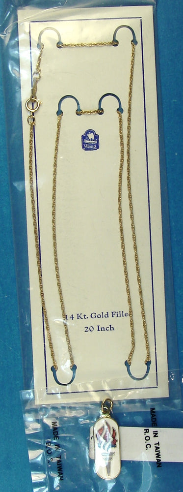 LDS Young Women's Necklace and Medallion