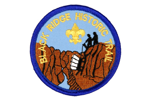 Black Ridge Historic Trail Patch