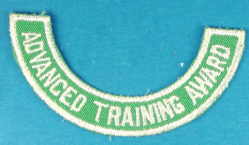 Advanced Training Award Arc