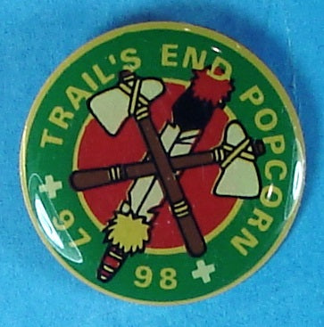 1997-98 Trail's End Popcorn Pin