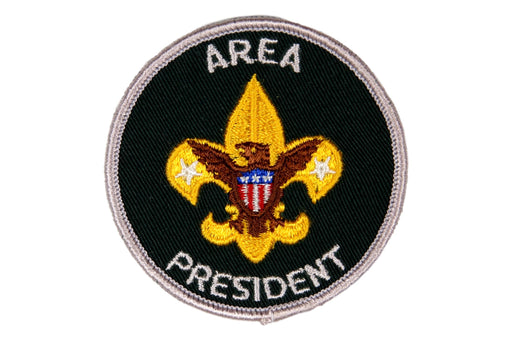 Area President Patch