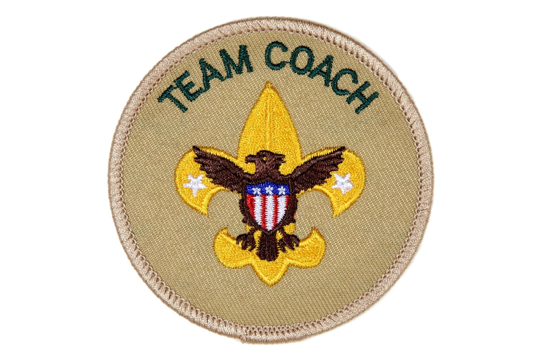 Team Coach Patch