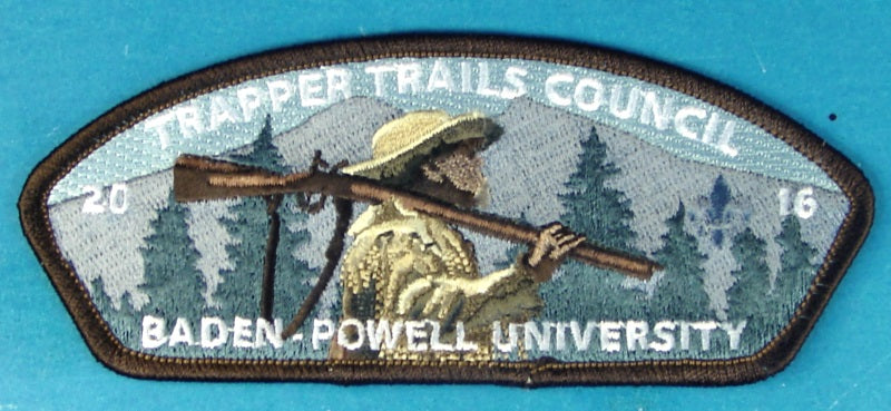 Trapper Trails CSP SA-New Baden-Powell University