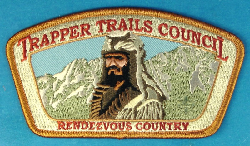 Trapper Trails CSP TA-New 2016 Auction Donation Indian
