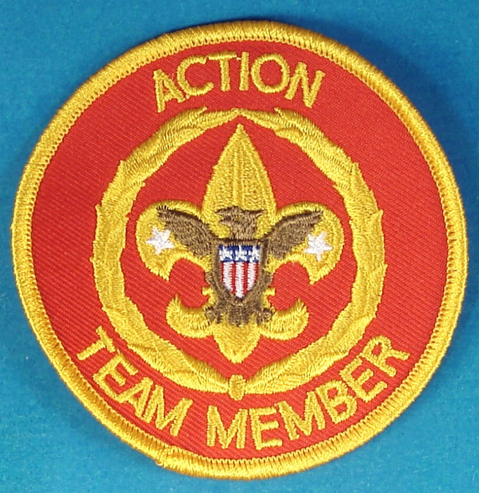 Action Team Member Patch
