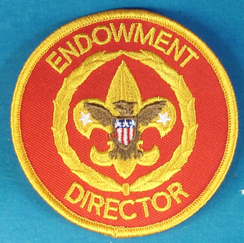 Endowment Director Patch