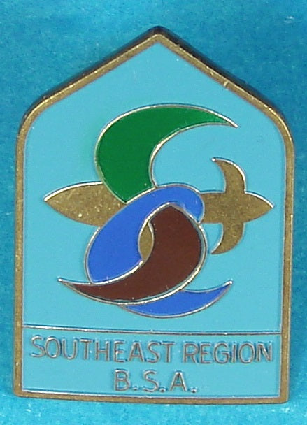 Southeast Region Neckerchief Slide