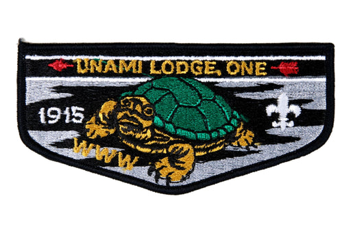 Lodge 1 Flap S-34
