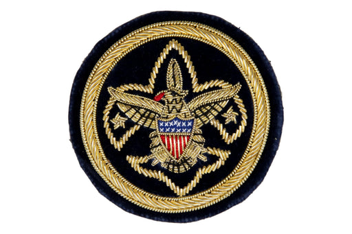 Boy Scout Bullion Jacket Pocket Patch