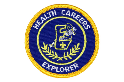 Health Careers Explorer Patch