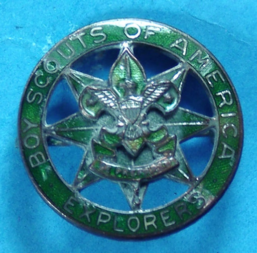 Senior Scout Adviser Colar Pin