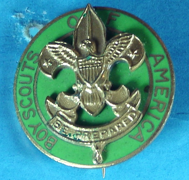 Assistant Scoutmaster Colar Pin
