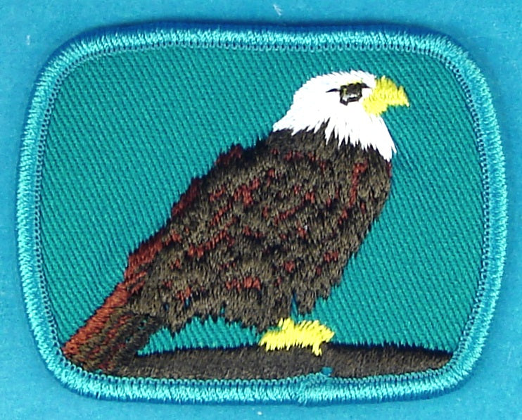 Eagle Patrol Patch Canadian