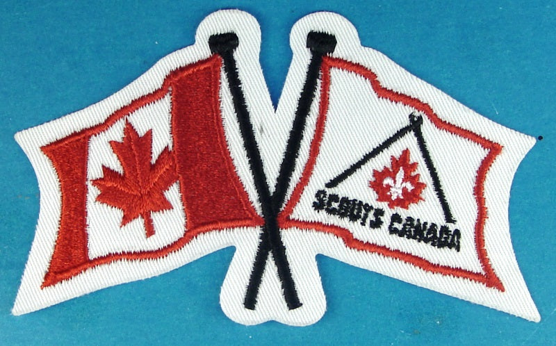 Scouts Canada Flags