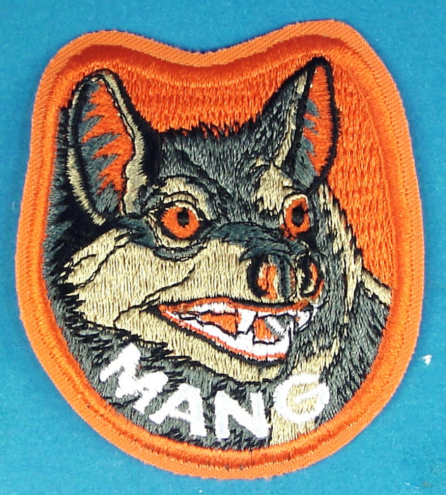 Mang Patch Canadian