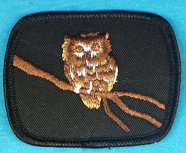 Owl Patrol Patch Canadian