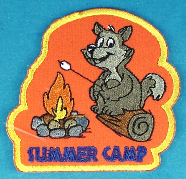Summer Camp Patch Canadian