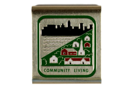 Community Living Skill Award Belt Loop