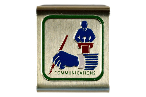 Communications Skill Award Belt Loop