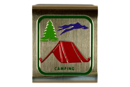 Camping Skill Award Belt Loop