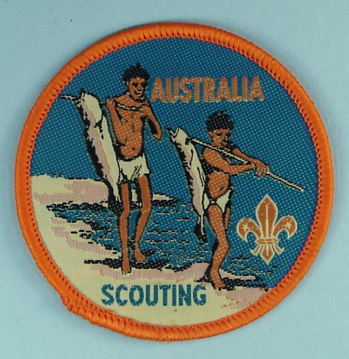 Australia Scouting Patch
