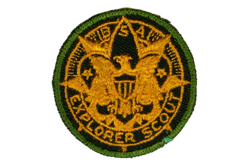 Explorer Scout Medallion ES-19