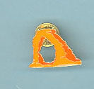 1996 Section W2A Conclave Pin
