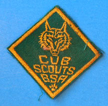 Assistant Cubmaster Patch 1940's