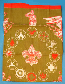 Merit Badge Handkerchief