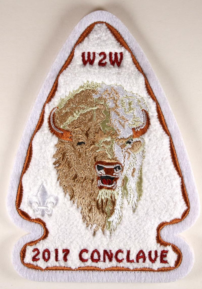 2017 Section W2W Conclave Chenille