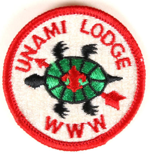 Lodge 1 Patch R-12