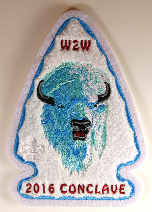 2016 Section W2W Conclave Chenille