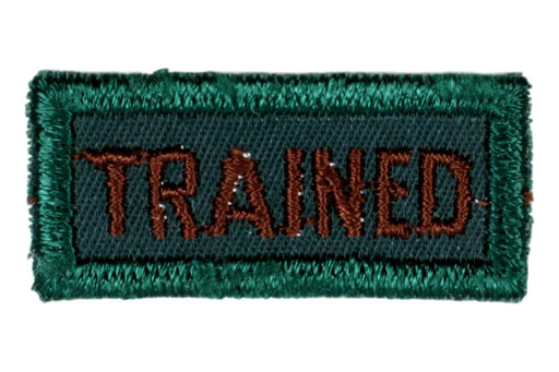 Trained Patch BRN on GRN