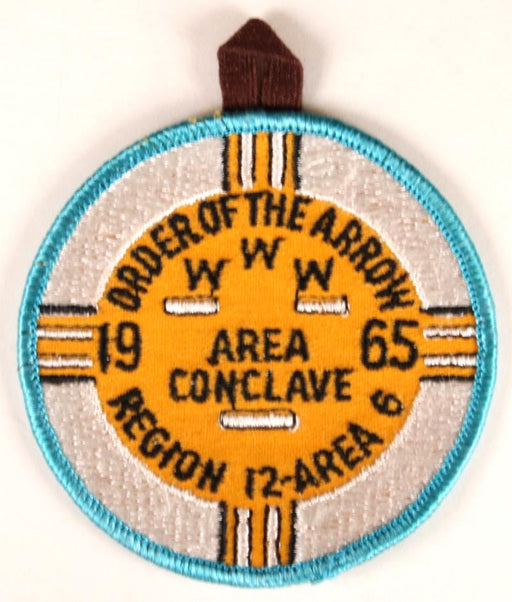 1965 Section 12G Patch