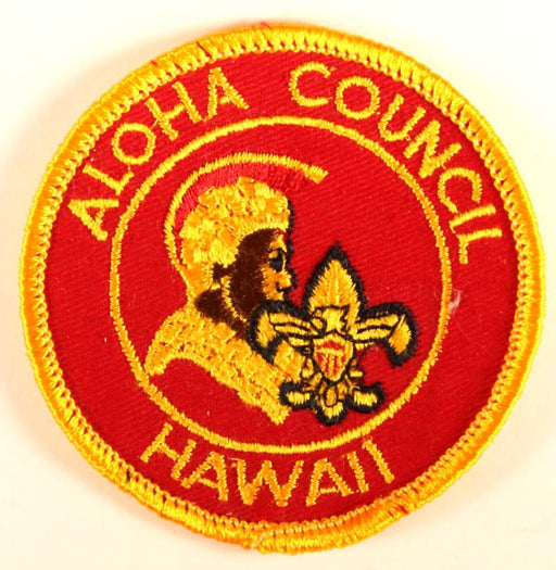 Aloha Council CP Hawaii