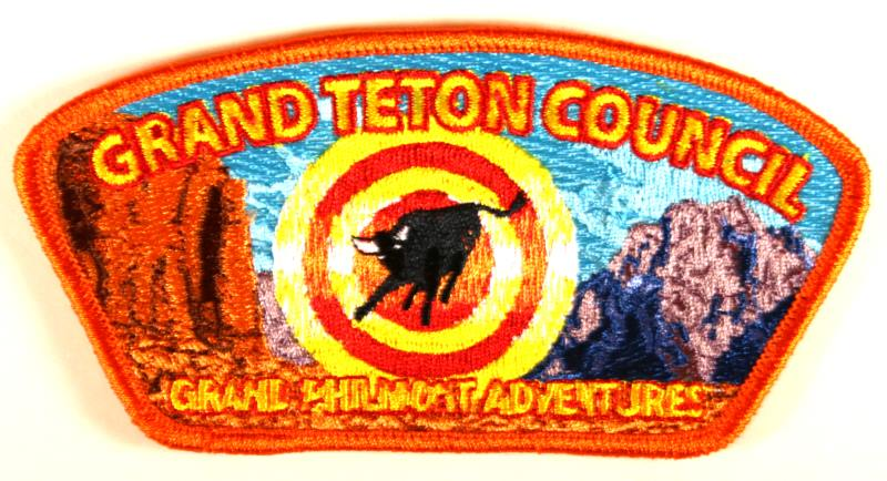 Grand Teton CSP SA-New Grand Philmont Adventure