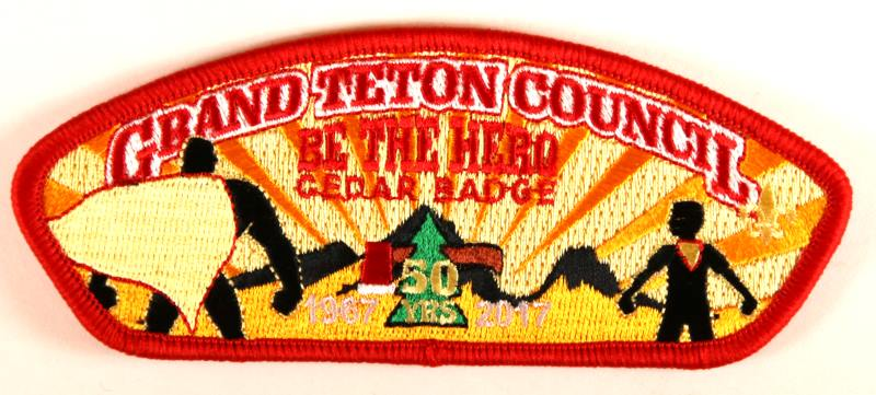 Grand Teton CSP SA-New Cedar Badge 2017 Red Border