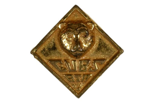 Cub Scout Pin 1940s