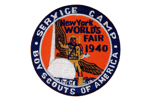 1940 World's Fair Patch