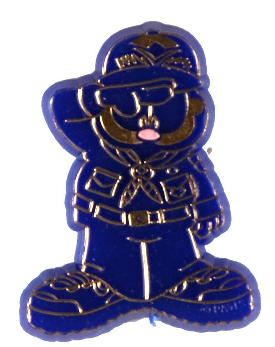 Garfield Pin Plastic