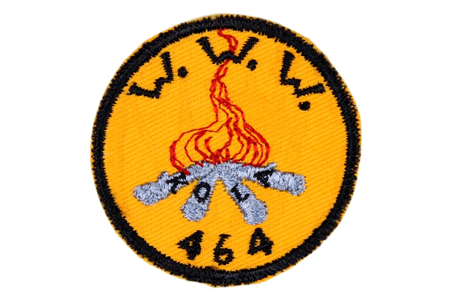 Lodge 464 Patch R-1b