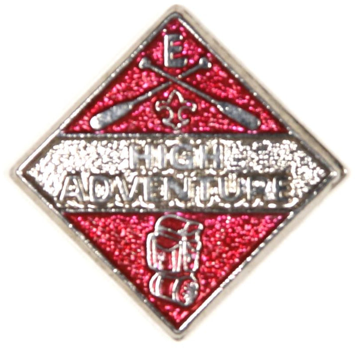 High Adventure Pin